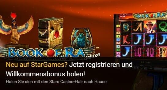 Originale Novoline Games bei Stargames