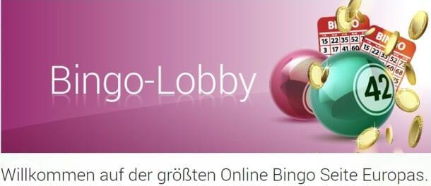 Bingo online mit Echtgeld bei Onlinebingo.eu