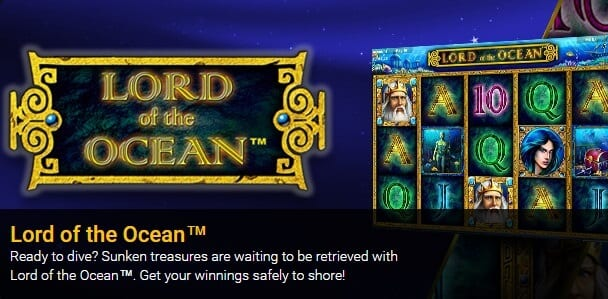 Lord of the Ocean bei Stargames spielen