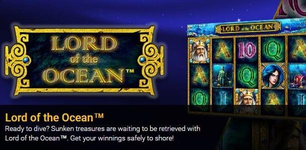Lord of the Ocean bei Stargames spielen