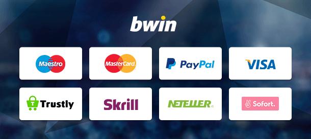 bwin Zahlungen
