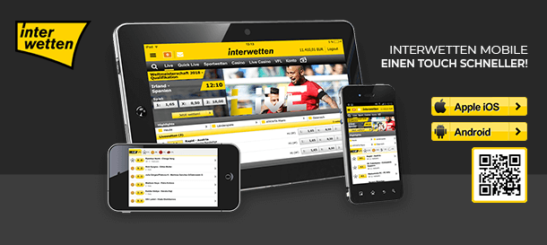 Interwetten Mobile