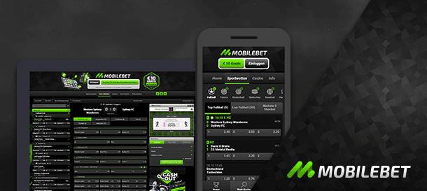 Mobilebet Sportwetten App