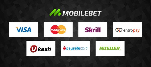 Mobilebet Zahlungsmöglichkeiten