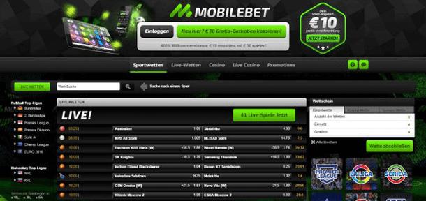 Startseite Mobilebet