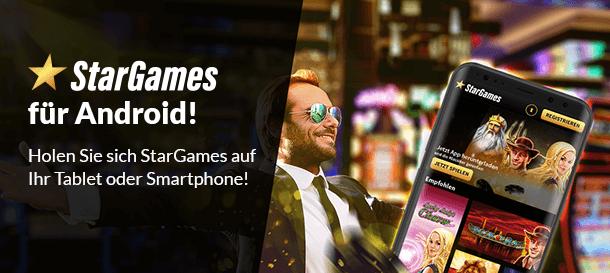 Stargames Casino App & Mobile Casino