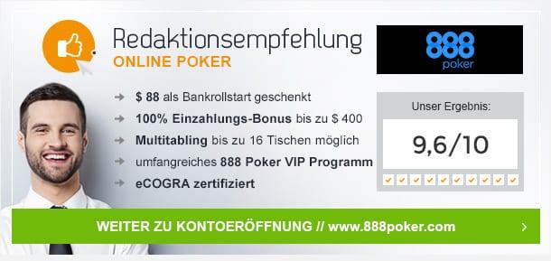 Poker Anbieter Vergleich & Test