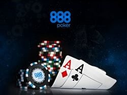 888Poker Cards and Pokerchips