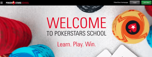 PokerStars Pokerschule
