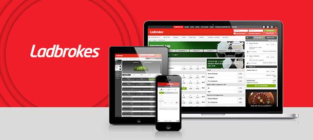 Ladbrokes Sportwetten Mobile App