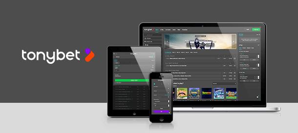 TonyBet Mobile App