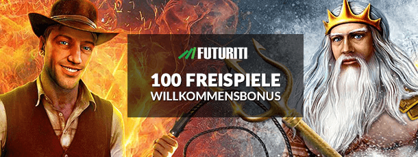 Futuriti Casino-Bonusangebot