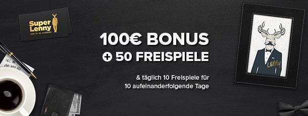 Superlenny-Bonus
