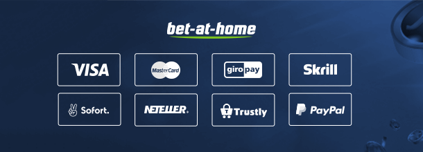 Bet-at-Home Casino Zahlungen
