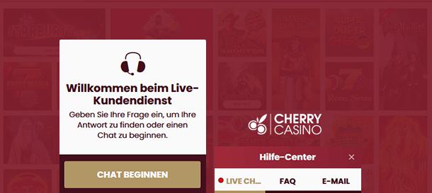 Cherry Casino Service
