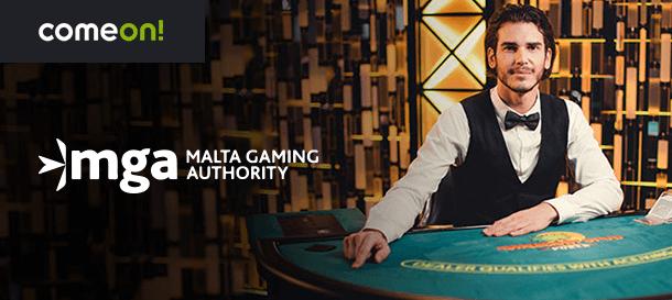 ComeOn! Casino Sicherheit & Lizenz