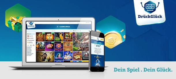 DrückGlück Casino Mobile Casino App