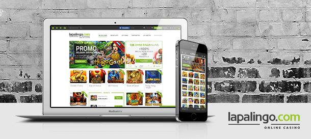 Lapalingo Mobile Casino App