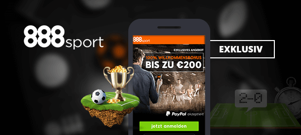 888Sport Bonus Mobile