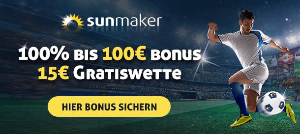 Sunmaker Gutschein Code