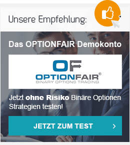 OptionFair Demokonto
