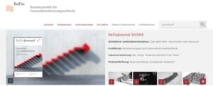 Finanzaufsichtsbehörde Deutschlands