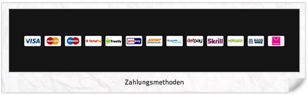21 Casino Zahlungsmethoden
