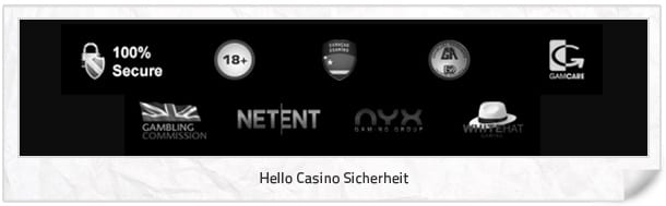 Hello Casino Sicherheit