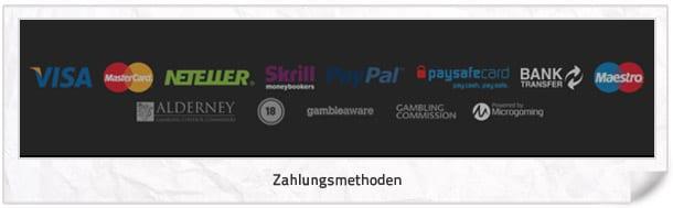 PKR Casino Zahlungsmethoden