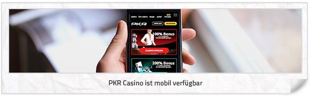 PKR Casino App