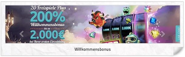 SpinStation Casino Bonus