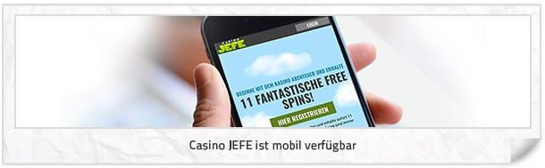 Casino JEFE App