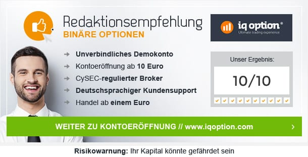 Binäre Optionen Broker mit PayPal