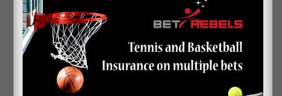 Die Tennis und Basketball Versicherung im Blick