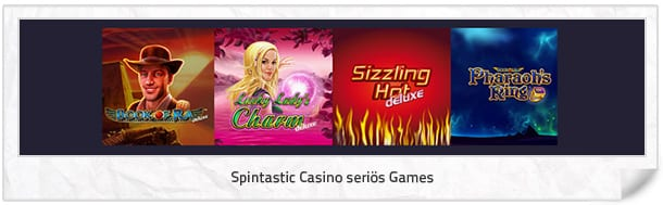 Spintastic Games