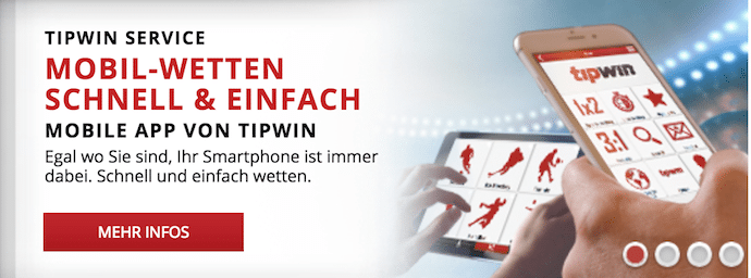 tipwin Mobile Wetten