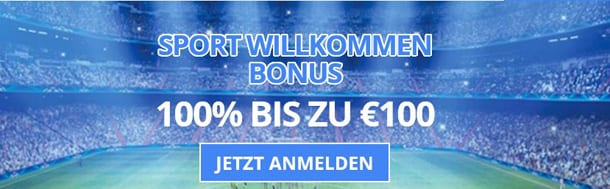 24Bettle Neukundenbonus 100 Euro