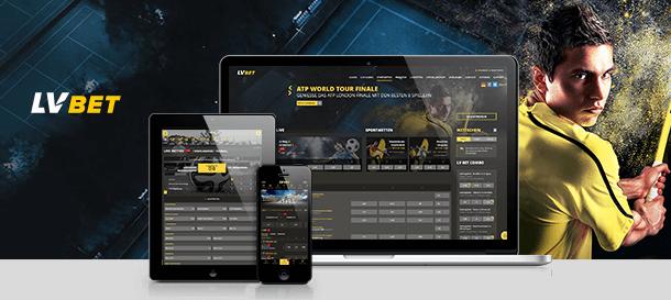 LV Bet Mobile Sportwetten