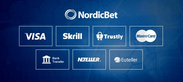 NordicBet Zahlungen