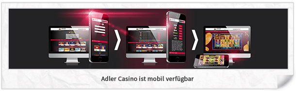 Adler Casino mobile App