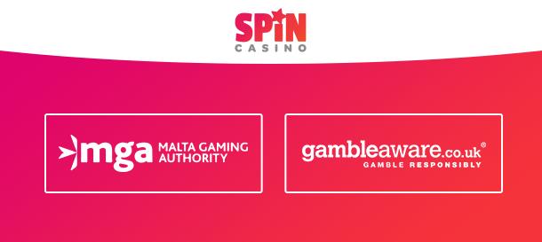 Spin Casino Sicherheit & Lizenz