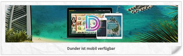 Dunder Casino App