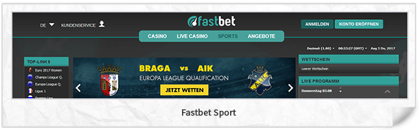 Fastbet Website