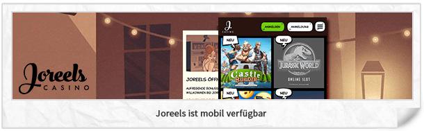 Joreels App