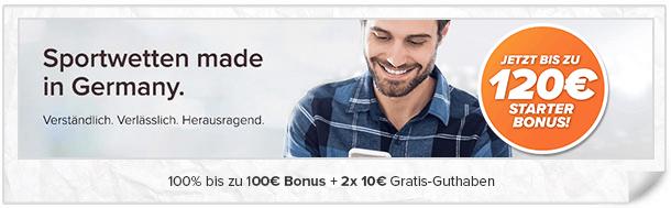 Wetten.com No Deposit Bonus