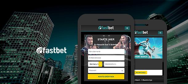 FastBet App & Mobile App