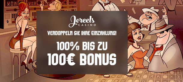 Joreels Casino Bonus 2
