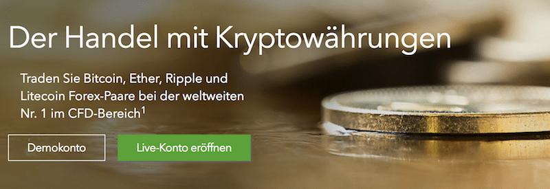IG Kryptowährungen