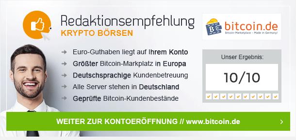 Krypto Börsen Vergleich von Betrug.org
