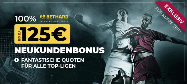 Nur bei uns: Exklusiver NEukundenbonus bis 125 Euro!